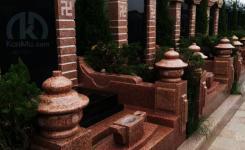 大朗陵园东西南北坐向均有的四季花香的成都周边平原公墓