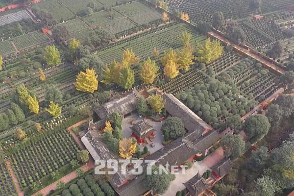 《剑锋视频》温江公墓大朗陵园视频展播