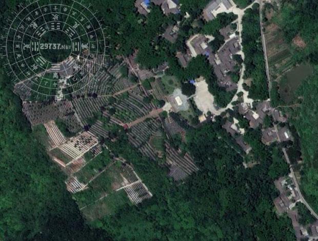 成都的公墓有哪些:明堂如掌案山步步高升的永久性陵园大邑金土坡公墓