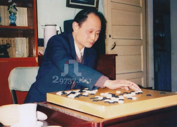 """《长松寺公墓名人录》一盘没有下完的""""棋"""":《中国围棋》作者刘善承"""
