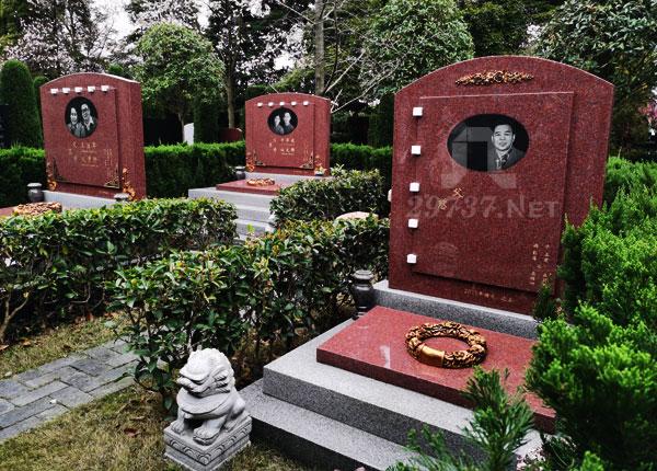 纪念高僧大朗而得名的清幽温江大朗古寺暨大朗陵园